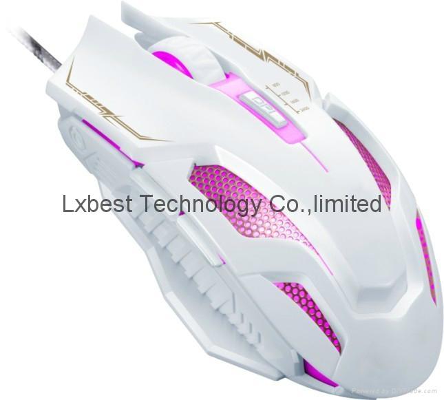 6D有线游戏鼠标 1