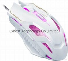 6D有线游戏鼠标