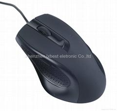 新穎禮品鼠標, USB 光電鼠標 LX-579