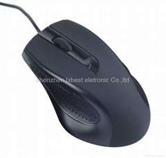 新颖礼品鼠标, USB 光电鼠标 LX-579