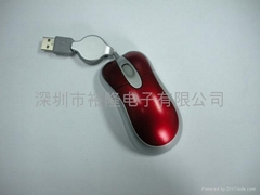 Lx-610wired mouse