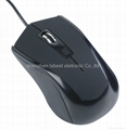 OEM Popular wired optical mouse lowest