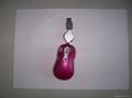 slim mouse Lx-625 mini optical mouse
