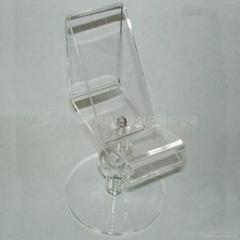 有機玻璃手機展示架