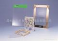 亚克力工艺品|透明有机玻璃相框 2