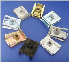 Hot sell speed nut retaining clips U