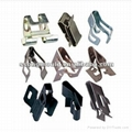 High Quality Edge Panel Fasteners& Clips