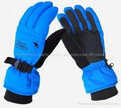 Top Grade  Men Professional Antislip Ski Gloves