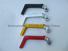 CNC Parts motorcycle dirt Bike Aluminum  Kick Start Lever