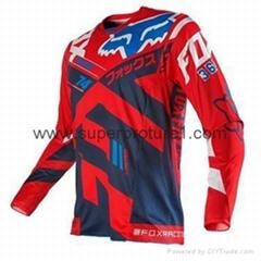 2017 fox racing jerseys cycling t-shirts racing clothing