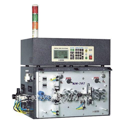 auto wire stripping machine