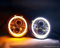 7inch LED Headlight for jeep wrangler
