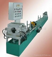 Φ15-Φ100mm橡膠波紋管成型機