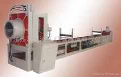 Φ50-Φ300mm液壓波紋管成型機