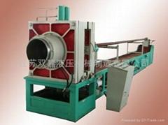 YKCX-400液壓波紋管成型機