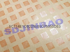Thermally upgrade nitrogen diamond dotted insulating paper for transformer