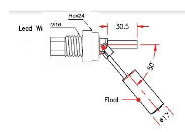 LSSYZ 1 SIDEENTRY LEVEL SENSORS furthermore Electromag ic further How To Wire A Float Switch For Simplex Pump Control likewise Level Switch Diagram also Viewtopic. on level sensor float switch
