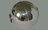 不锈钢浮球----FBS108