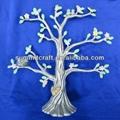 Custom resin tree jewelry display