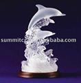 Dolphin sculpture 2014 custom