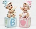 Custom Resin infant baby shower