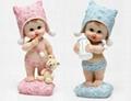 Custom Resin baby shower souvenir