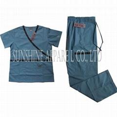 China nursing scrubs