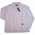 China white lab coat