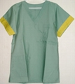 China hospital gown