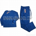 China warm ups uniform