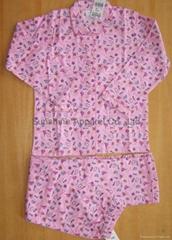 Pajama set for children.