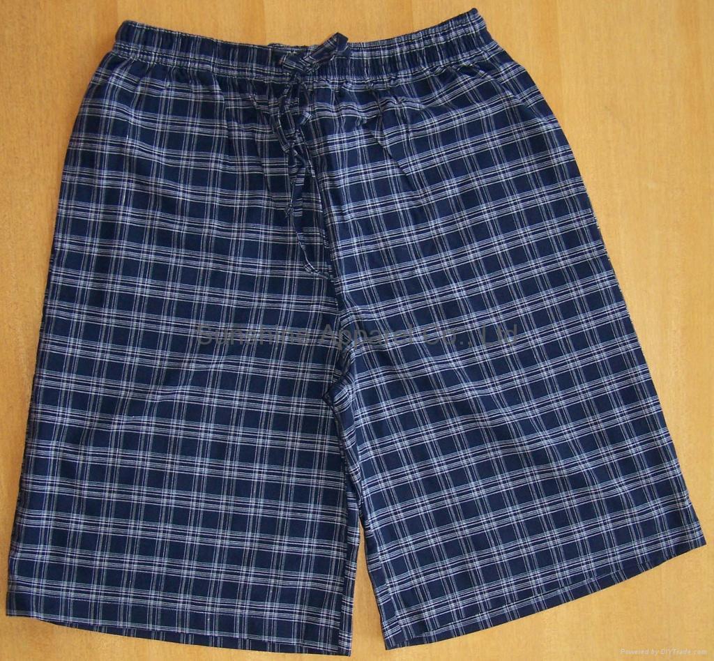 Short pants 1