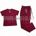 China medical scrubs 1