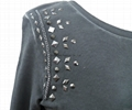 China rhinestone sweater