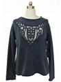 China lace sweater