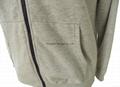 China zipper sweater