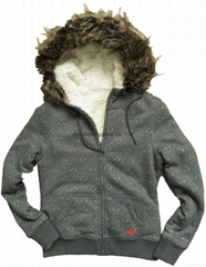 China cotton-padded coat