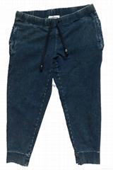 China knitting jeans