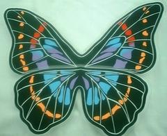 EL-发光蝴蝶 EL光电产品 EL发光片