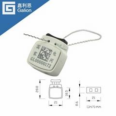 嘉利恩GL-M204電表箱智能施封鎖