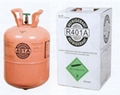 Mixed refrigerant gas R401A