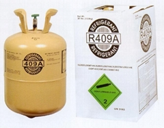 Mixed refrigerant Gas R409A
