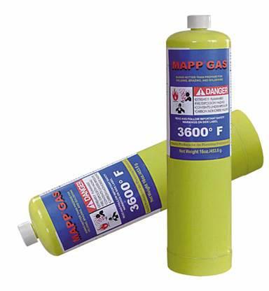 Mapp Gas 1