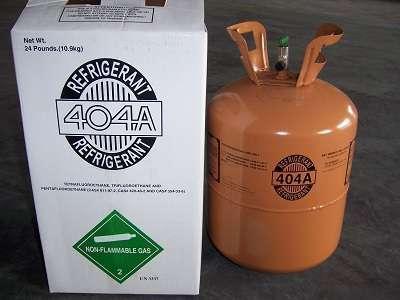 Refrigerant GAS-R404A 1