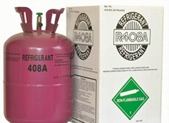 Mixed refrigerant R408A