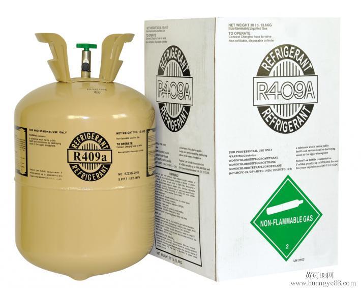 Mixed refrigerant-R409A 1