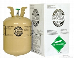Mixed refrigerant-R409A
