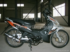 Motorcycle ZN110-ET-2