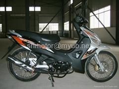 Motorcycle ZN110-ET-2