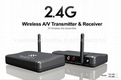 Wireless A/V Transmitter & Receiver